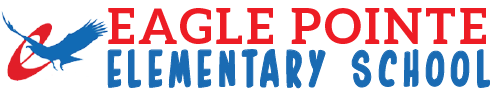 Eagle Pointe Elementary School logo centered